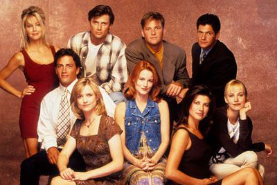 <B>Airdate:</B> 1992 to 1999<br/><br/><B>What it's about:</B> The impossibly good-looking residents of a stylish apartment block hopped in and out of each others' beds while chasing their dreams and desires. (Trivia: while <I>Melrose</I> offered a smorgasbord of straight sex, its only gay character, Matt, wasn't allowed to have so much as a peck on the cheek.) A shortlived 2009 reboot was even sexier.<br/><br/><B>The sex factor:</B> The residents of <I>Melrose Place</I> never had sex in a bed if there was somewhere more raunchy to do it: in pools, in kitchens, and even in offices.