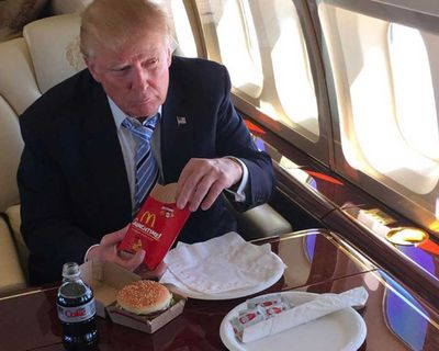 """<p><span style=""""text-decoration: underline;"""">Trump sends bodyguard on important, delicious custom Maccas run</span></p> <p>With all eyes on Trump's former bodyguard turned aide Keith Schiller in the wake of the Russia investigation, it's emerged that, among other important presidential responsibilities, Schiller was tasked with indulging the leader of the free world's late-night fast food cravings.</p> <p>In fact, the POTUS has a very specific custom order when it comes to late-night Mickey D's runs&nbsp;&mdash; one that  the White House kitchen apparently just couldn't do justice to. <a href=""""https://kitchen.nine.com.au/2017/11/08/10/05/trump-sends-bodyguard-on-important-presidential-custom-maccas-run"""" target=""""_top"""">Read more on Trump's McDonald's habit.</a></p> <p><em>Click through for more news</em></p>"""