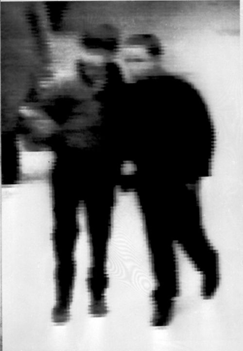 Jon Venables and Robert Thompson before the crime. (AAP)
