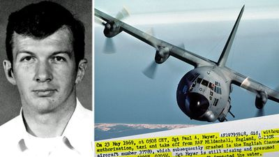 Drunk mechanic stole US military plane from Cold War base