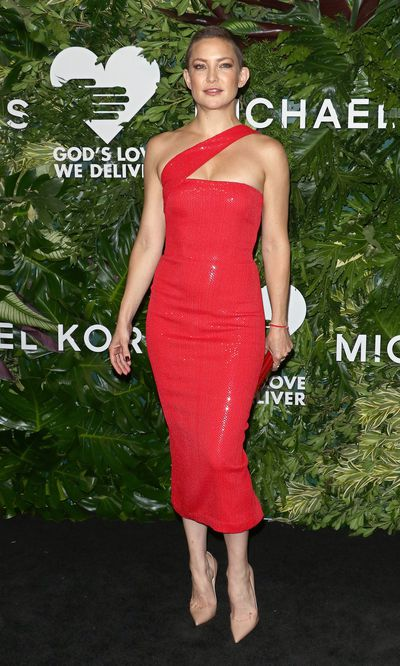 Kate Hudson at the Annual God's Love We Deliver Golden Heart Awards in New York City
