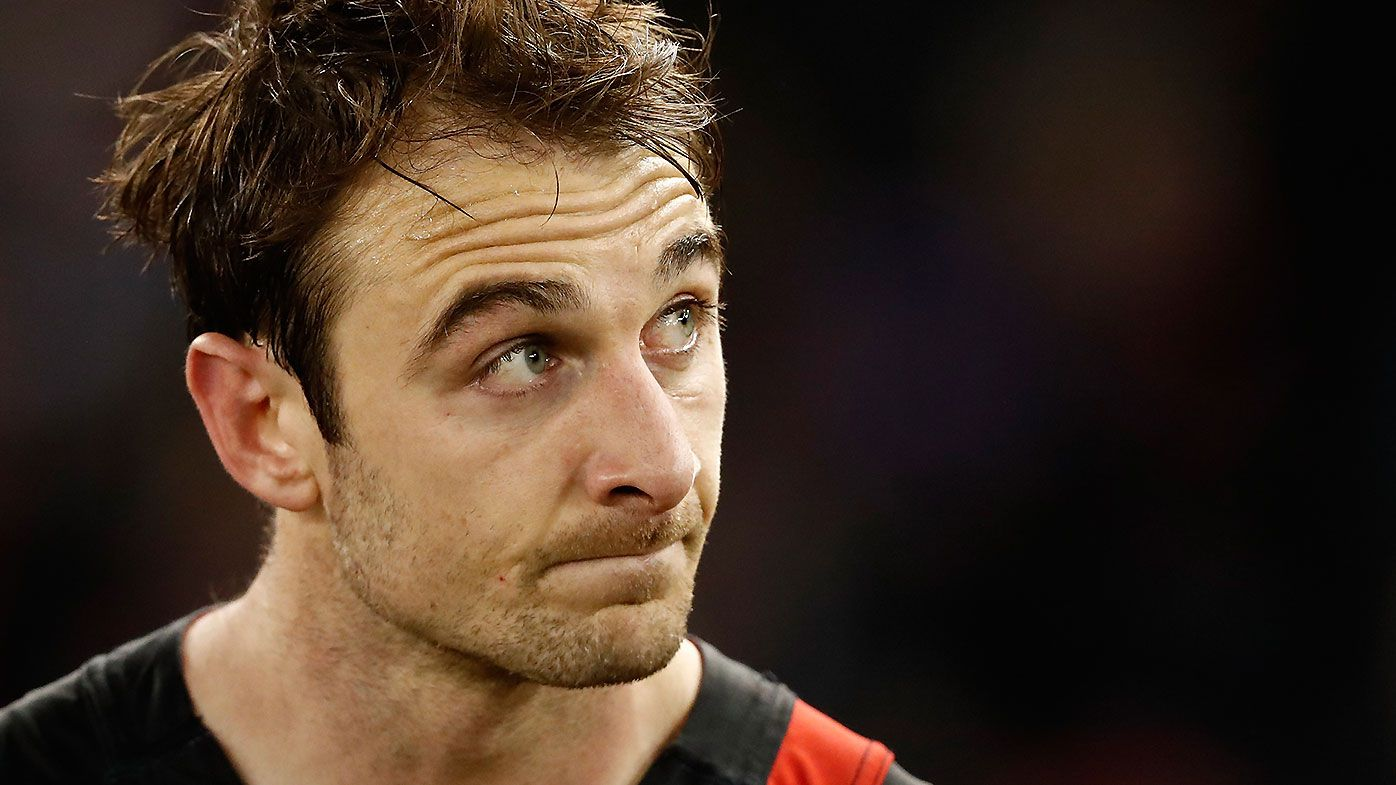 'I remember feeling sick': Jobe Watson on how COVID-19 isolation mirrors 2016 supplements ban