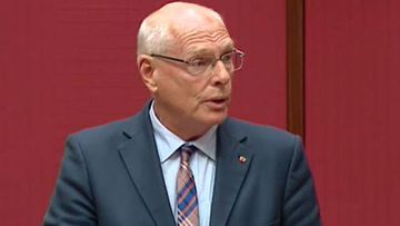Senate Stillborn inquiry Jim Molan