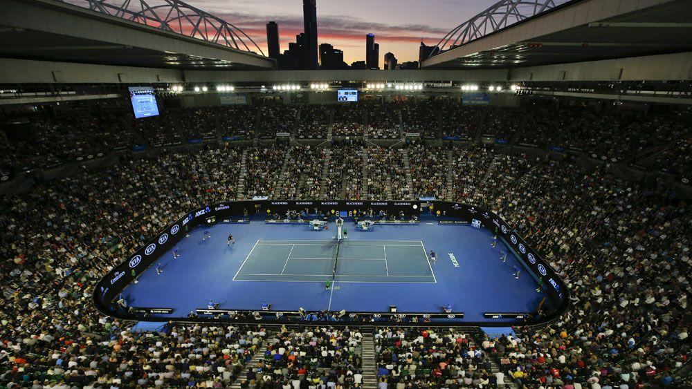 Alarm causes chaos at Australian Open before quarter-final match