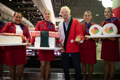 Virgin Australia's Brisbane-Tokyo service will take-off from March 29, 2020.