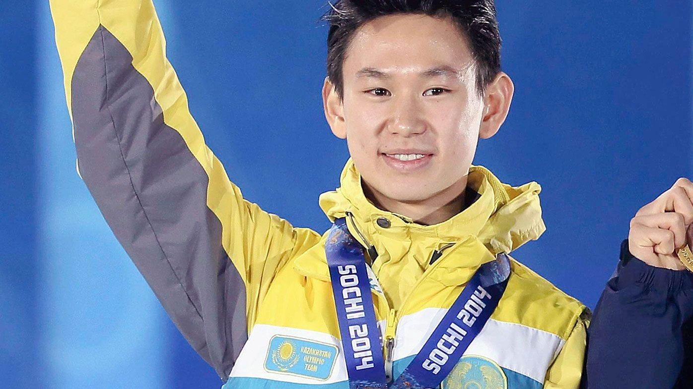 Suspects detained in murder case of Olympic figure skating medallist Denis Ten