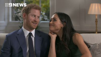 Prince Harry, Meghan reveal wedding date