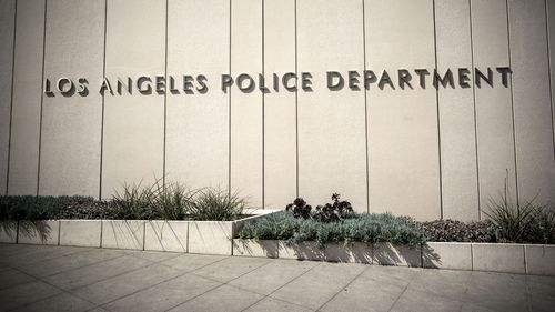 An LAPD officer was allegedly caught on bodycam fondling a dead woman.