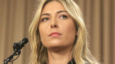 Sharapova in alleged housing fraud probe