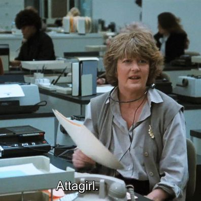Peggy Pope in 9 to 5