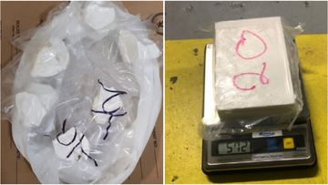 NSW Police have charged a 71-year-old Chiswick man with drug supply after a search warrant found cocaine in his home.
