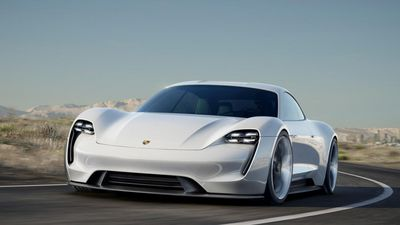 Porsche unveils pricing of Tesla-killing rival, the $112,000 Mission E