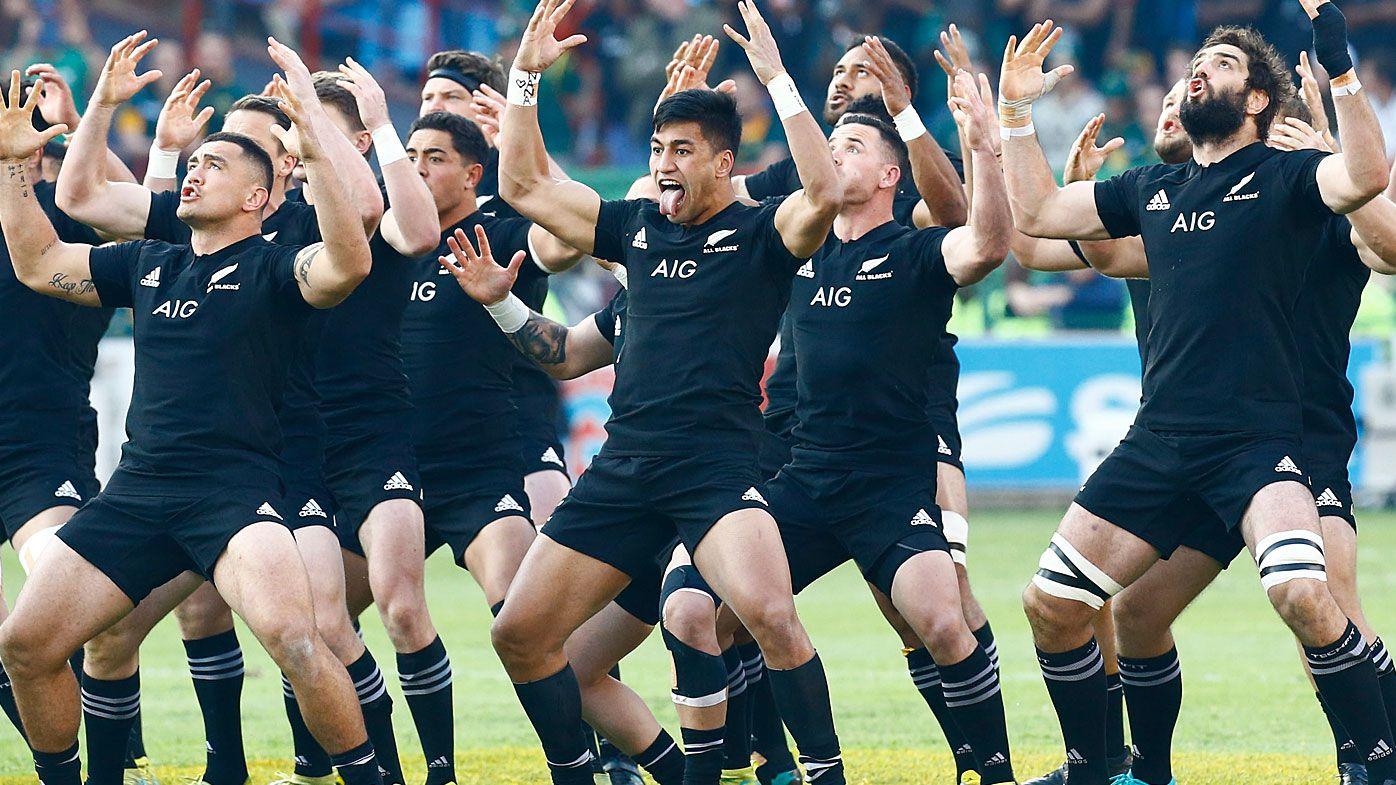 England rugby coach Eddie Jones makes cheeky 'Spice Girls' crack about All Blacks' Haka