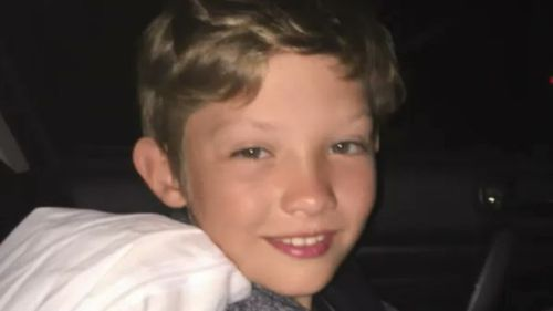 The 10-year-old died from injuries the day after being struck.