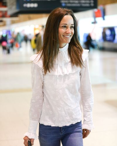 """<p>We are all familiar with the '<a href=""""https://style.nine.com.au/2017/06/02/13/02/style_kate-middletons-favourite-superga-sneakers"""" target=""""_blank"""" draggable=""""false"""">Kate Effect</a>', where the Duchess of Cambridge's most flattering outfits sell out in seconds. Well, now we have the 'Pippa Push'.</p> <p>Following <a href=""""https://style.nine.com.au/2017/05/22/10/17/pippa-middleton-wedding-dress-giles-deacon"""" target=""""_blank"""" draggable=""""false"""">Pippa Middleton</a>'s recent wedding to James Matthews, the newlywed's honeymoon wardrobe has been closely scrutinised, with the $363 <a href=""""http://www.orlakiely.com/uk/clothing/tops/17RWPCT421/78614/White/"""" target=""""_blank"""">Orla Kiely broderie anglaise</a> blouse she was seen in last week at Sydney airport selling out in hours.</p> <p> It also might have something to do with the regal appeal of pie crust collars, so rather than wait for Orla Kiely's next range, we've gone in search of the perfect pieces to emulate Pippa's style.</p> <p> Follow Pippa's lead an pair extravagantly detailed tops with denim for the perfect mix of high low chic.</p>"""