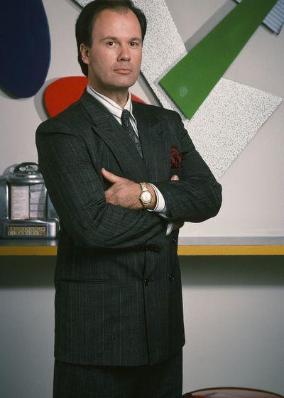 Dennis Haskins as Mr Belding