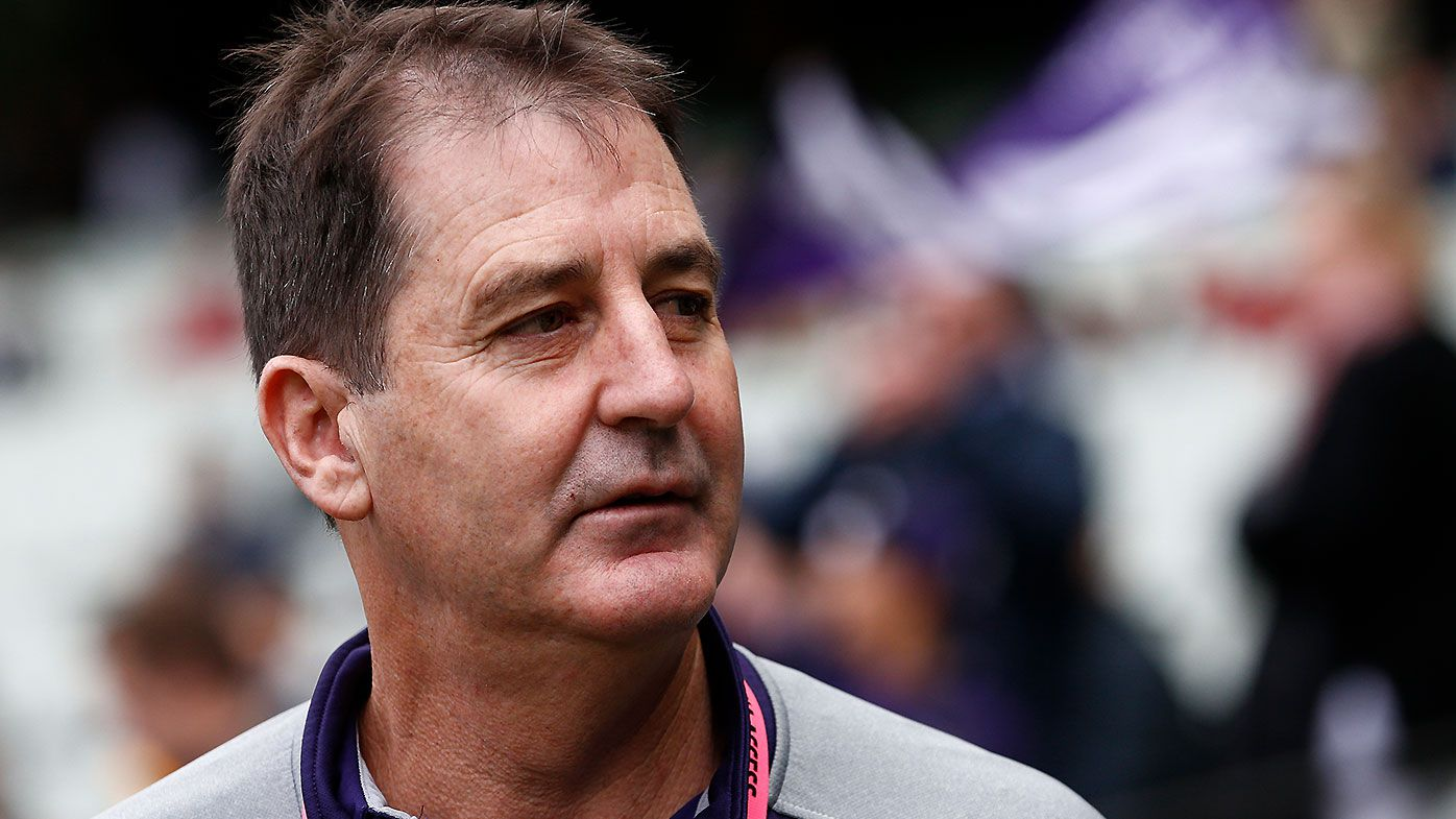 Ross Lyon thought about green-lighting revenge attack on Gaff after Brayshaw punch