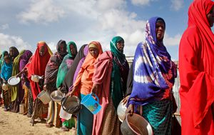 Two million Somalis could die of starvation from drought, UN warns