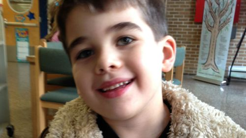 Noah Pozner was shot dead in the Sandy Hook school massacre.