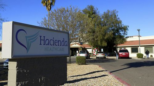 Two doctors from the Hacienda HealthCare facility have left after an incapacitated patient gave birth.