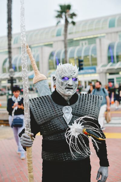 Quick someone tell Arya! The Night King is still alive and kicking!