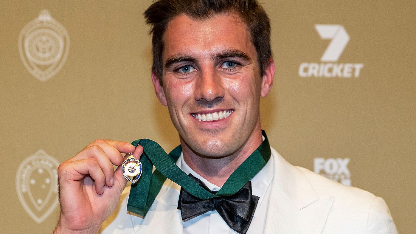 Pat Cummins admits to moments of doubt after Allan Border Medal win