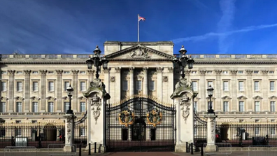 Buckingham Palace for sale ad