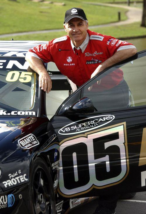 Peter Brock is a legendary figure among petrolheads. (AAP)