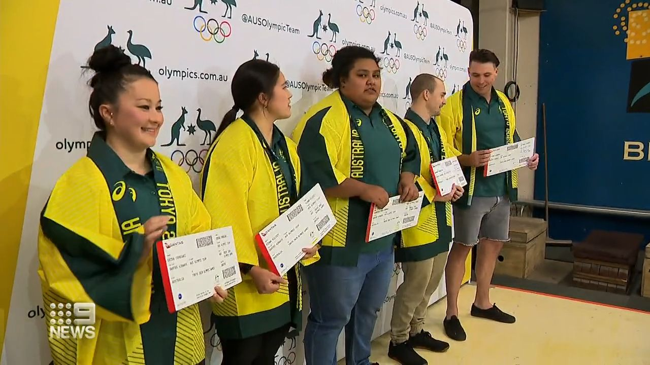 Aussie Olympians to get private gym at Tokyo as 'high risk' village sites identified