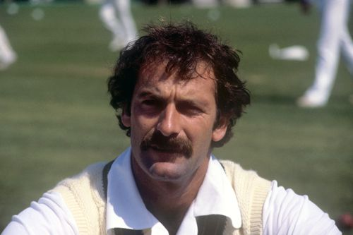 Kim Hughes had a famous animosity with fast bowling great Dennis Lillee.