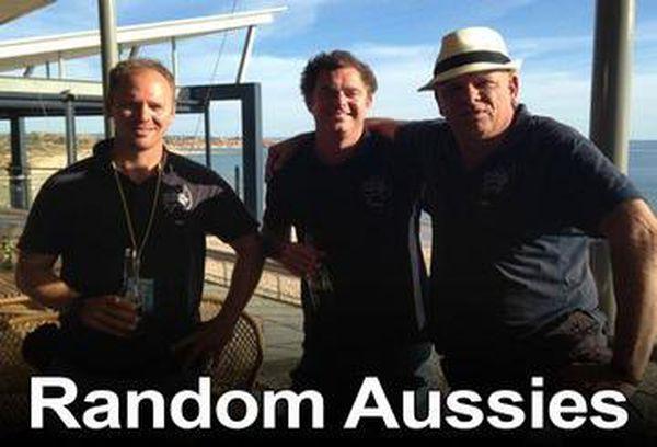 Random Aussies