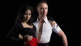 Inside the world of competitive ballroom dancing