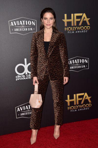 Sophia Bush  at the 22nd Annual Hollywood Film Awards, November, 2018