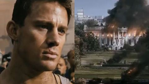 channing tatum / white house down
