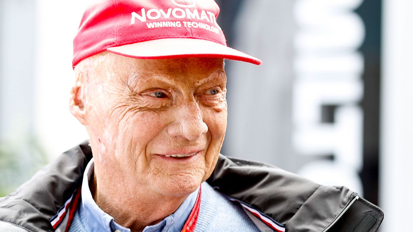 Niki Lauda has died at the age of 70.