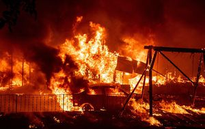 California fires: Deadly fate of California couple hung in the balance with erroneous information