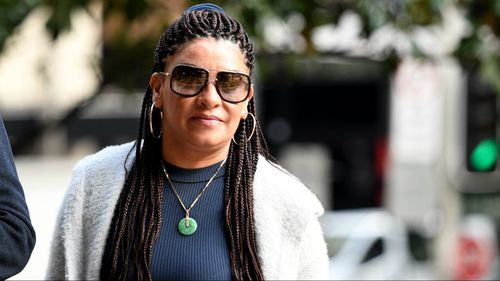 Jazz Dior, formerly known as Maya Sahour, has avoided jail time for a plot to supply guns. (AAP)