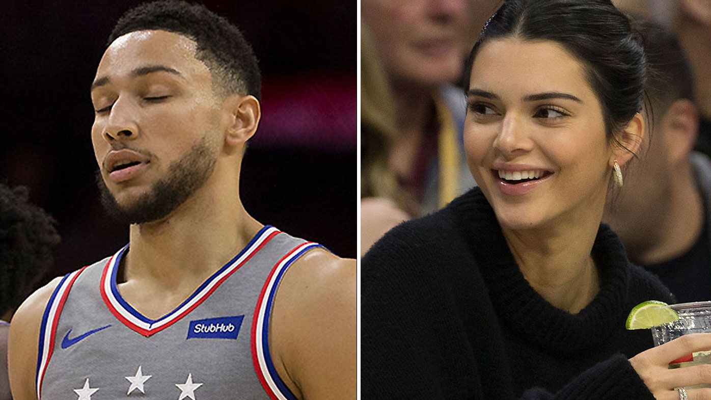 Philadelphia 76ers fans sign petition to ban Kendall Jenner from games