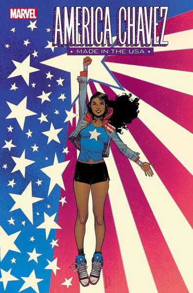 America Chavez, Marvel