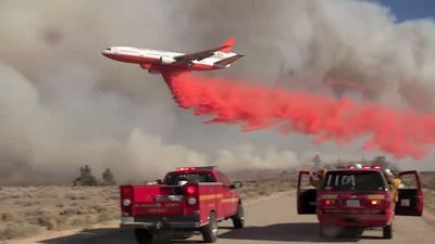 Firefighters 'better equipped than ever' to fight blazes