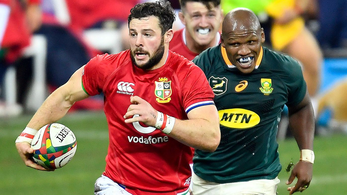 British and Irish Lions beat Springboks 22-17 in first Test at Cape Town