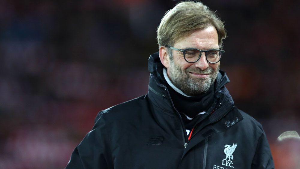 Liverpool manager Juergen Klopp isn't making any excuses. (AAP)