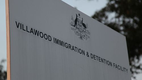Mark Basa has been held in detention at Villawood awaiting deportation since he was paroled on January 7. (AAP)