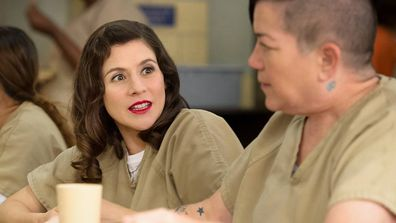 Yael Stone in Orange Is the New Black
