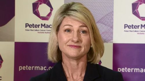Medical oncologist and breast cancer expert Kelly-Anne Phillips. (9NEWS)