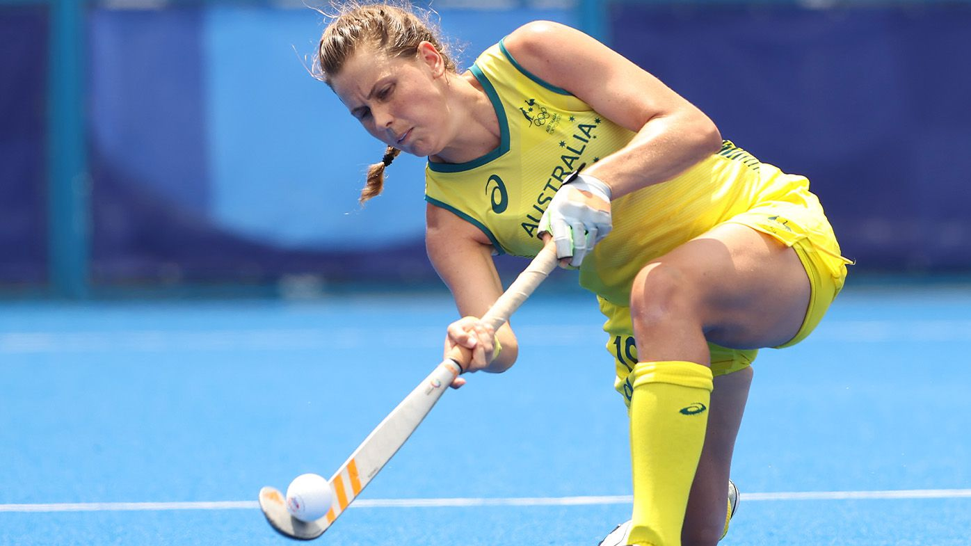 Hockeyroos top the heroics of former Australian Olympic champions in dream pool phase