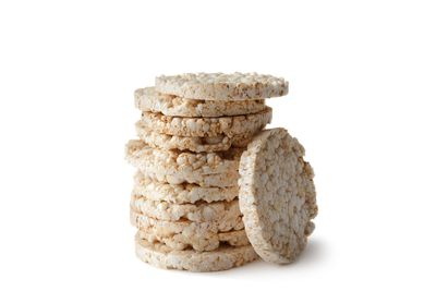For low-FODMAP biscuits and snacks