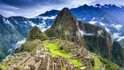 18. Hike to the top of Machu Picchu in Peru
