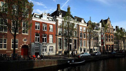 The Netherlands is largely in lockdown as coronavirus ravages western Europe.