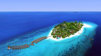 Baglioni Resort, Maldvies